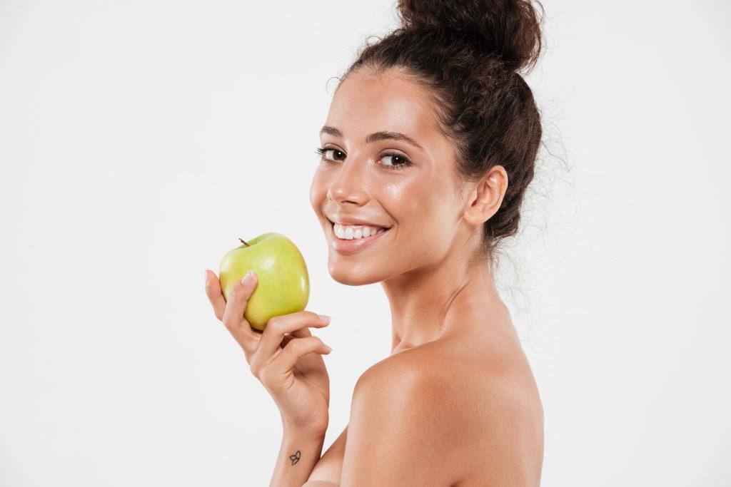 jabłkowe nawilżenie zabieg na twarz metamorfoza tomaszów