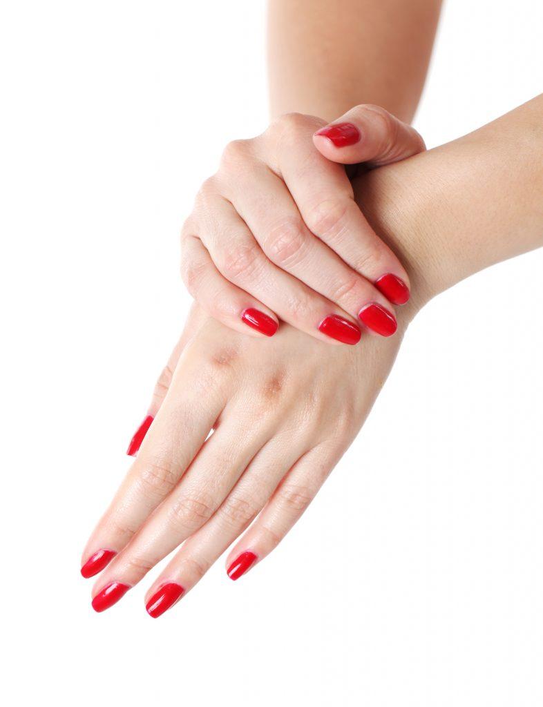 manicure klasyczny gabinet metamorfoza tomaszów